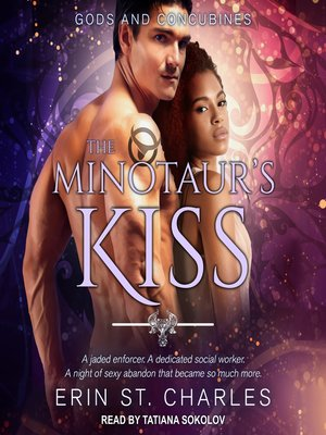 cover image of The Minotaur's Kiss
