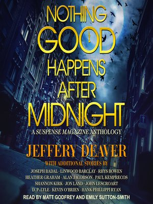 cover image of Nothing Good Happens After Midnight