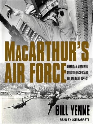 cover image of MacArthur's Air Force