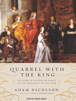 cover image of Quarrel with the King
