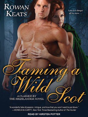 cover image of Taming a Wild Scot