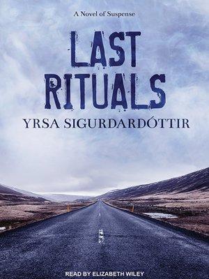 cover image of Last Rituals