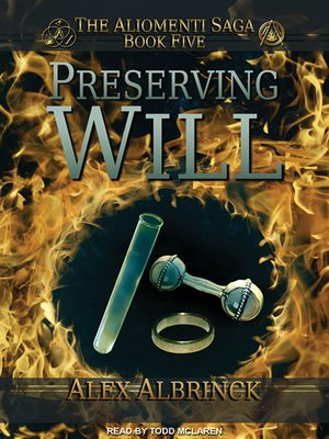 cover image of Preserving Will
