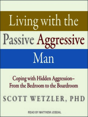 cover image of Living with the Passive-Aggressive Man