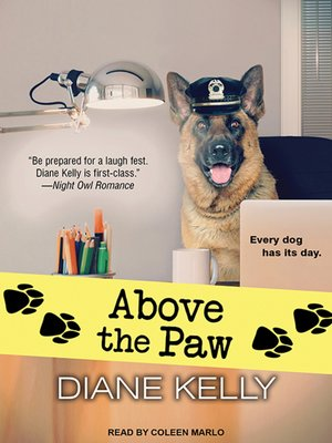 cover image of Above the Paw