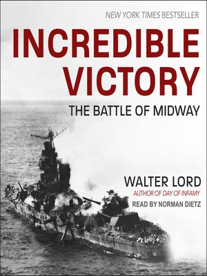 cover image of Incredible Victory