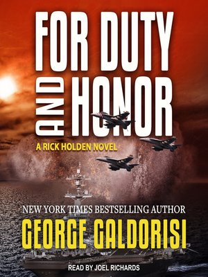 cover image of For Duty and Honor