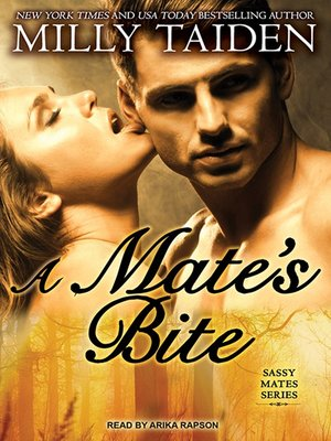 cover image of A Mate's Bite