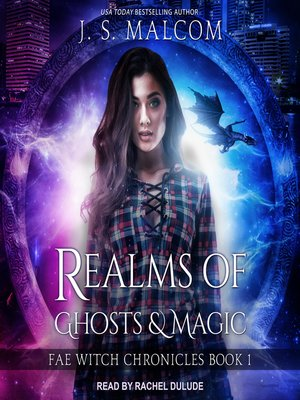cover image of Realms of Ghosts and Magic