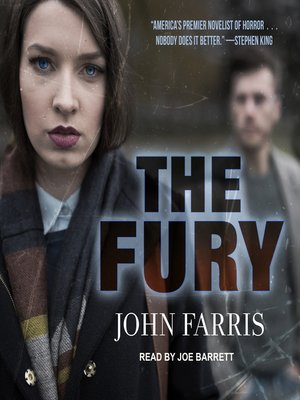 cover image of The Fury
