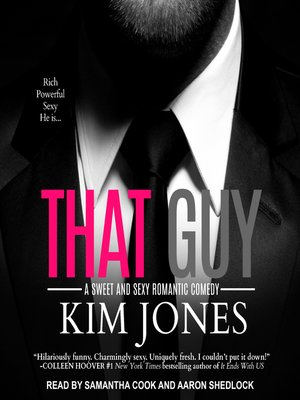 cover image of That Guy Series, Book 1