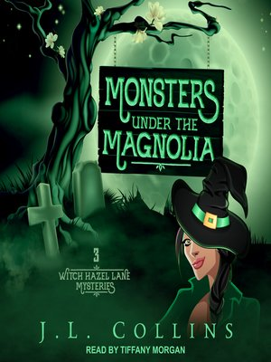 cover image of Monsters Under the Magnolia