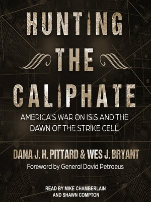 cover image of Hunting the Caliphate