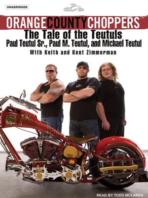 cover image of Orange County Choppers