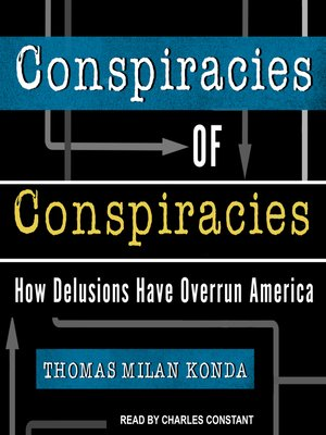 cover image of Conspiracies of Conspiracies