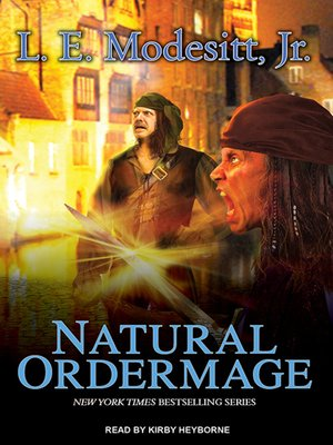 cover image of Natural Ordermage