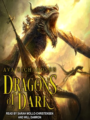 cover image of Dragons of Dark