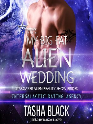cover image of My Big Fat Alien Wedding
