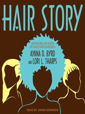 cover image of Hair Story