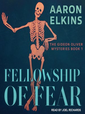 cover image of Fellowship of Fear
