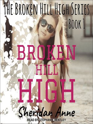 cover image of Broken Hill High Series, Book 1