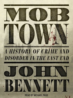 cover image of Mob Town