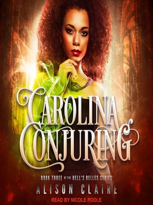 cover image of Carolina Conjuring