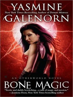 cover image of Bone Magic