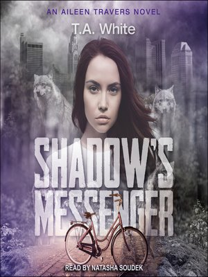 cover image of Shadow's Messenger