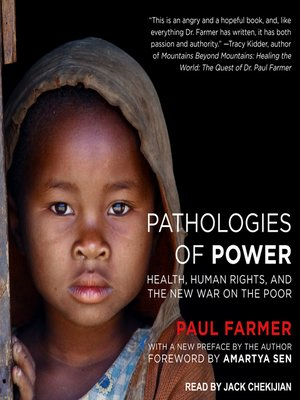 cover image of Pathologies of Power