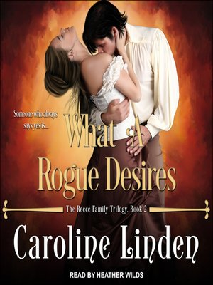 cover image of What a Rogue Desires