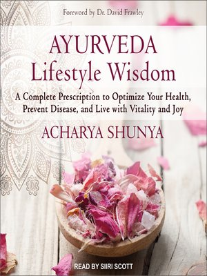 cover image of Ayurveda Lifestyle Wisdom