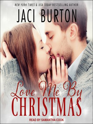 cover image of Love Me by Christmas