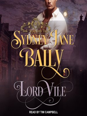 cover image of Lord Vile