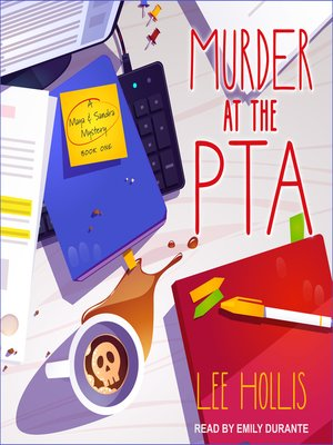 cover image of Murder at the PTA