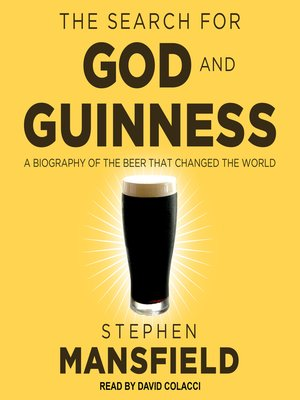 cover image of The Search for God and Guinness