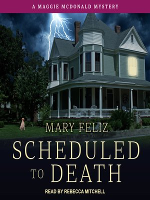 cover image of Scheduled to Death