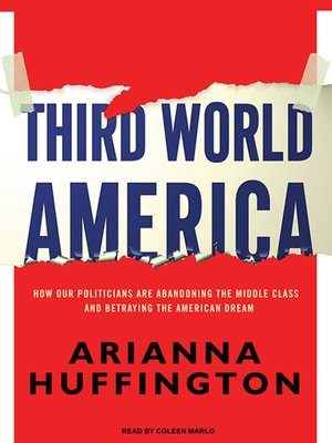cover image of Third World America