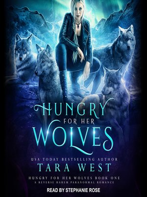 cover image of Hungry for Her Wolves