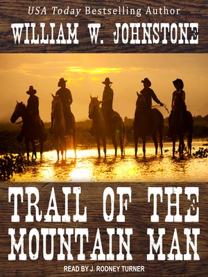 cover image of Trail of the Mountain Man