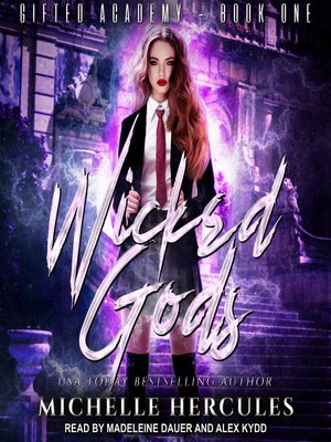 cover image of Wicked Gods