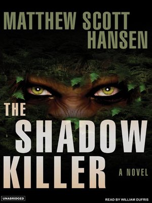 cover image of The Shadowkiller