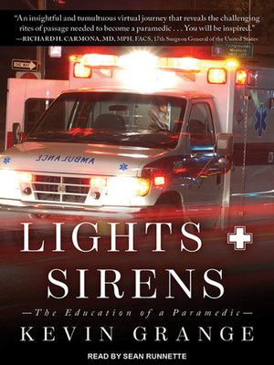 cover image of Lights and Sirens