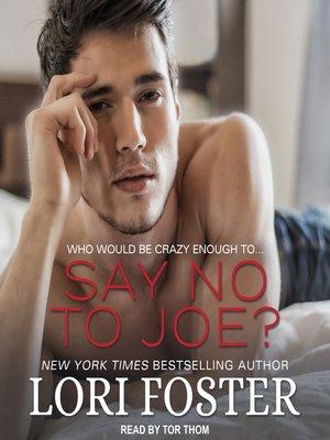 cover image of Say No to Joe?