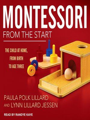 cover image of Montessori from the Start