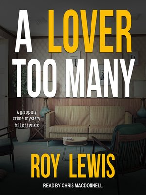 cover image of A Lover Too Many