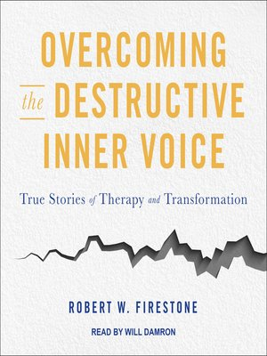 cover image of Overcoming the Destructive Inner Voice