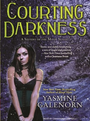 cover image of Courting Darkness