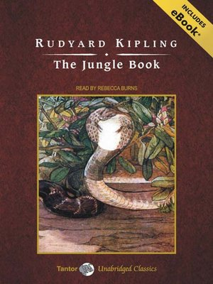 Book audiobook jungle the
