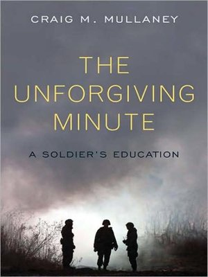 cover image of The Unforgiving Minute